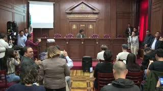 Orden de captura contra Evo Morales