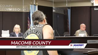 Macomb County Becomes 2A Sanctuary County