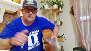 My Neil Young accoustic medely