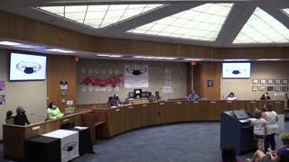 Alachua County School Board Meeting 5/4/21 - Addyson