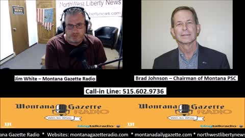 Montana Gazette Radio - Candidate Self-Imposes Term-Limits