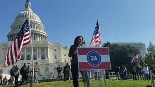 Second Amendment Rally Speech by Gabby Franco