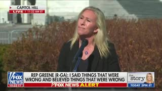 Marjorie Taylor Greene Gets Into INTENSE Exchange With CNN Reporter