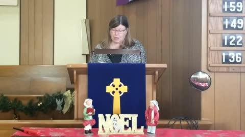 Sermon - He Shall Reign Forever - December 20, 2020