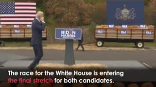 Biden Appears to Mix Up Trump and George Bush