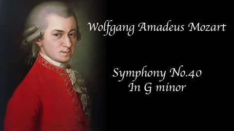 Mozart - Symphony No. 40 in G Minor