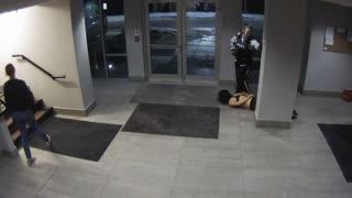 Police Wellness Check On UBCO Student Turns Violent