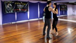 2014 Tango Nuevo Training Series - Alma de Tango School