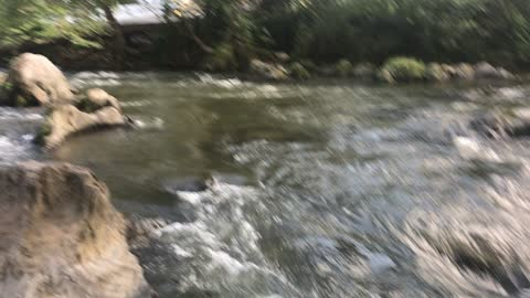 Little Pigeon River Pigeon Forge TN