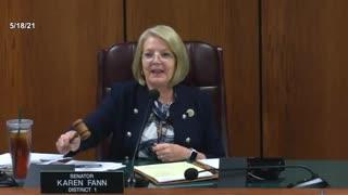 Arizona Senate & Maricopa County Supervisor Meeting 05182021