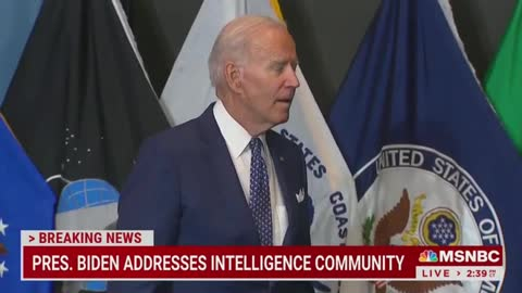 Biden: 'You're not as smart as I thought you were.'