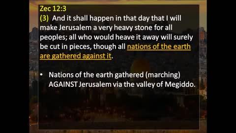 Contending For Jerusalem