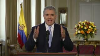 Duque advierte que Iván Márquez está siendo apoyado por Maduro