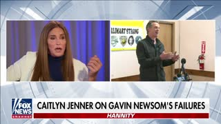 Caitlyn Jenner: I've watched California crumble right before my eyes