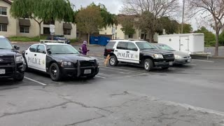 Police Vehicle Search NW3 Sonoma State University