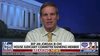 Rep. Jim Jordan on Hannity 11.18.2020