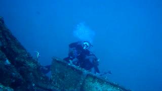 The Sea Tiger, Honolulu,