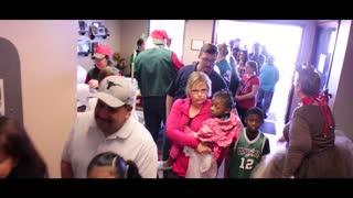 Lone Star Santas: Disaster Relief