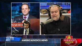 Steve Bannon Interviews Boris Epshteyn on Populist Stock Market Move
