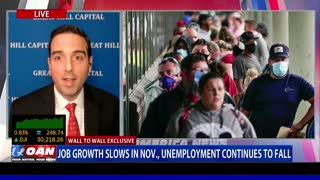 Wall to Wall: Thomas Hayes on November Jobs Report