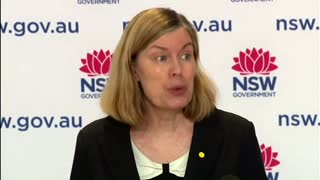 """Australian Health Officer -What contact tracing looks like in the """"new world order."""""""