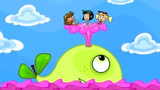 Kids song- JUICE_BOX- funny children music
