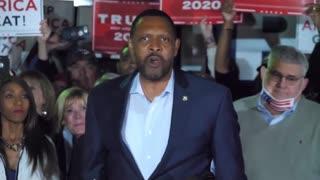 Vernon Jones Speaking in Georgia