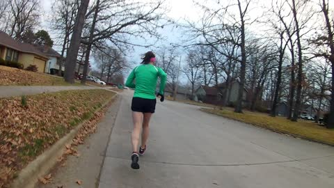 23 weeks pregnant and 6 miles down!