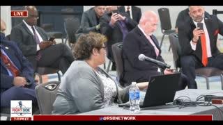 Kathleen's Testimony During Arizona Legislature Hearing on Election Fraud