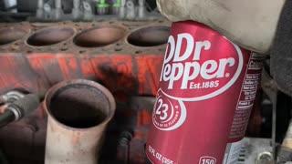 """Nothing better """"Dr Pepper"""""""