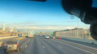 Leaving Arlington Texas