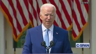 "Biden's Brain Malfunctions As He Calls It The ""AFT"""