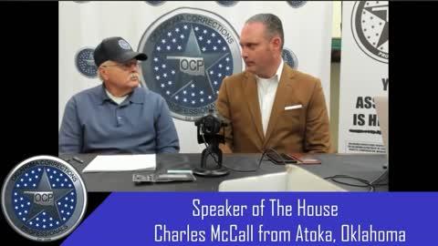 OK Speaker of the House National Motto Legislation