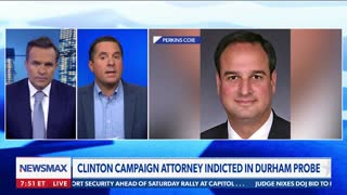 Hillary '16 lawyer indicted on lying to FBI ~ Rep. Devin Nunes reacts