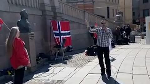 Stig Andersen Eidsvolls plass 8.5.21