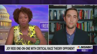 Joy Reid And Christopher Rufo Clash Over Critical Race Theory