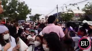 [Video] Marcha del Día de la Mujer en Cartagena