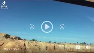 Exposing UFO in hidden footage