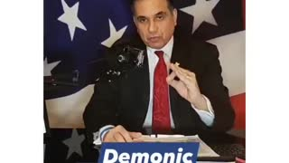 Demonic Forces Trying to Destroy America