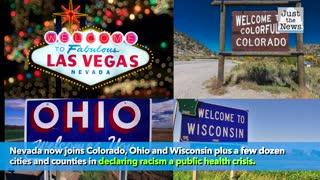 Nevada governor declares racism a public health crisis