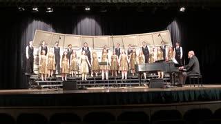 Tabb High School Jazz Choir at Hanover and Lee-Davis Festival of Choirs