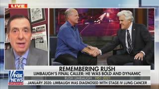 Howard Kurtz On Rush Limbaugh's Death