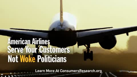 Politics - Commercial - American Airlines