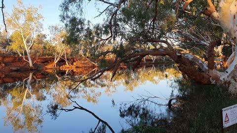My Aussie Best 01 Cattle Pool Mt Augustus Stunning View West Australia
