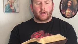 JESUS BEFORE PILATE GOSPEL OF MATTHEW
