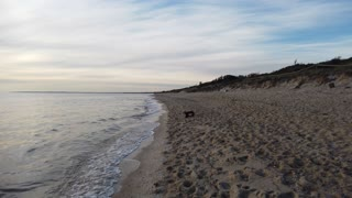 [4k] Walking on Seaford beach & pier - Melbourne   Australia