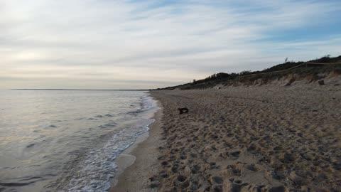 [4k] Walking on Seaford beach & pier - Melbourne | Australia