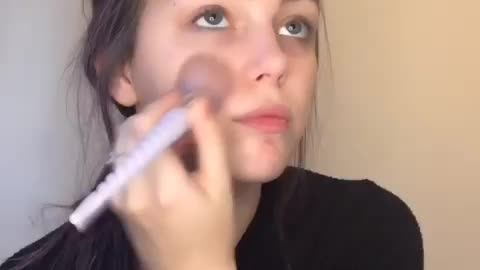 Great makeup artist