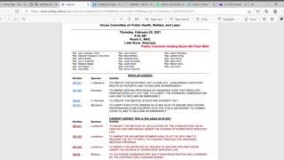 Leftist and crony capitalism lobbyist block Arkansas medical conscience bill sb289