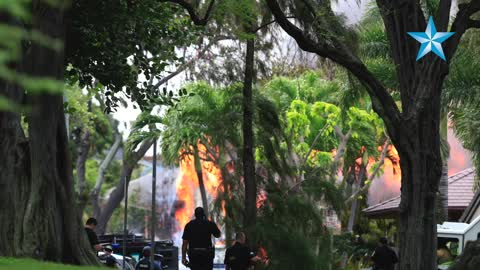 2 Honolulu officers killed, 7 Diamond Head homes destroyed as man's eviction leads to mayhem